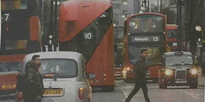 ถนนคนเดิน ลอนดอน